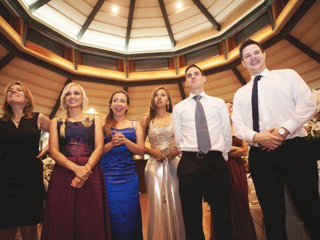 La boda de Sergio y Stefania en El Puig, Valencia 73