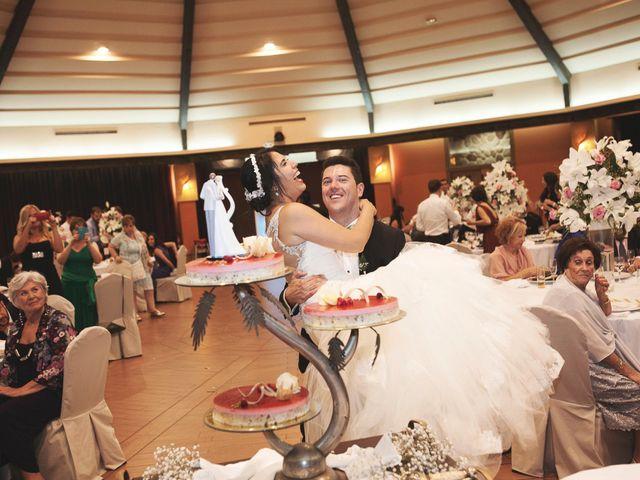 La boda de Sergio y Stefania en El Puig, Valencia 77