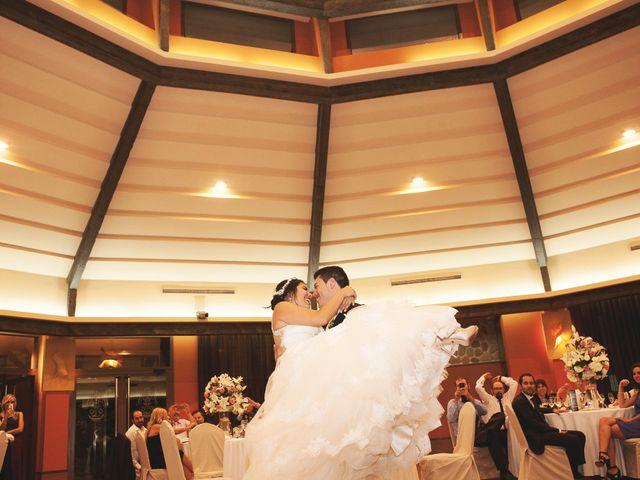 La boda de Sergio y Stefania en El Puig, Valencia 78