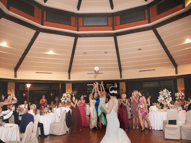 La boda de Sergio y Stefania en El Puig, Valencia 80