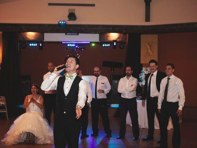 La boda de Sergio y Stefania en El Puig, Valencia 82