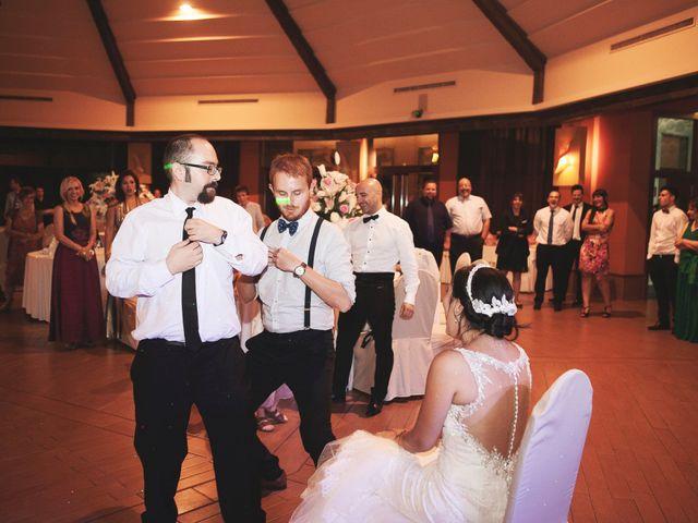 La boda de Sergio y Stefania en El Puig, Valencia 83