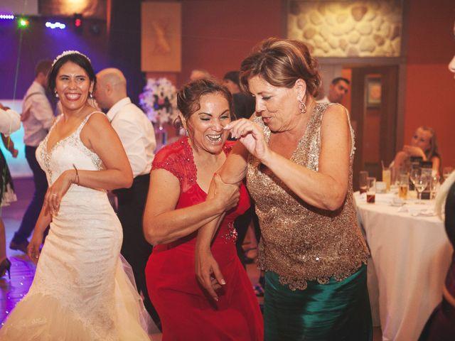 La boda de Sergio y Stefania en El Puig, Valencia 85