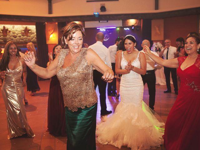 La boda de Sergio y Stefania en El Puig, Valencia 86
