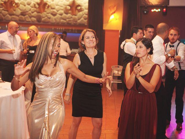 La boda de Sergio y Stefania en El Puig, Valencia 87