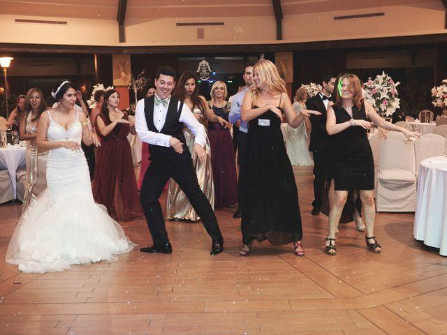 La boda de Sergio y Stefania en El Puig, Valencia 88