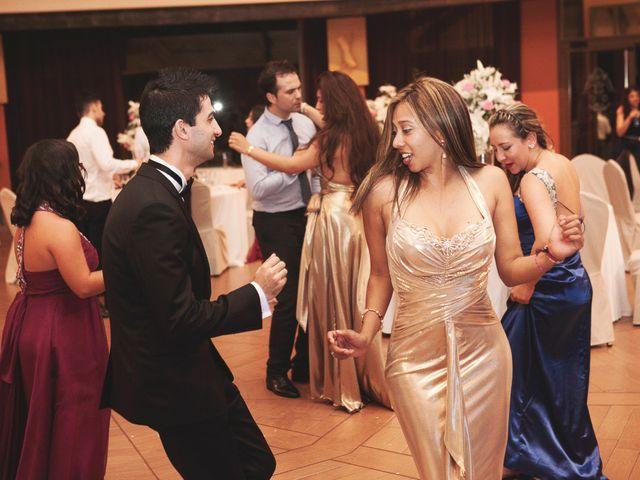 La boda de Sergio y Stefania en El Puig, Valencia 89