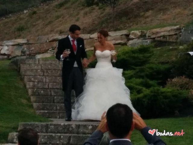 La boda de Fernán y María en Ponferrada, León 1