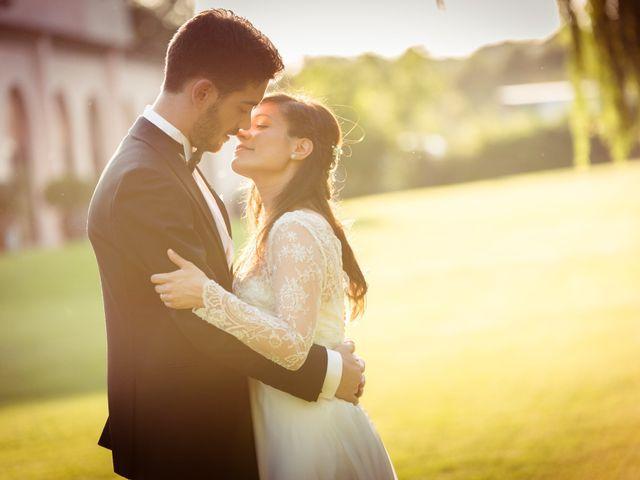 La boda de Nuria y Pau