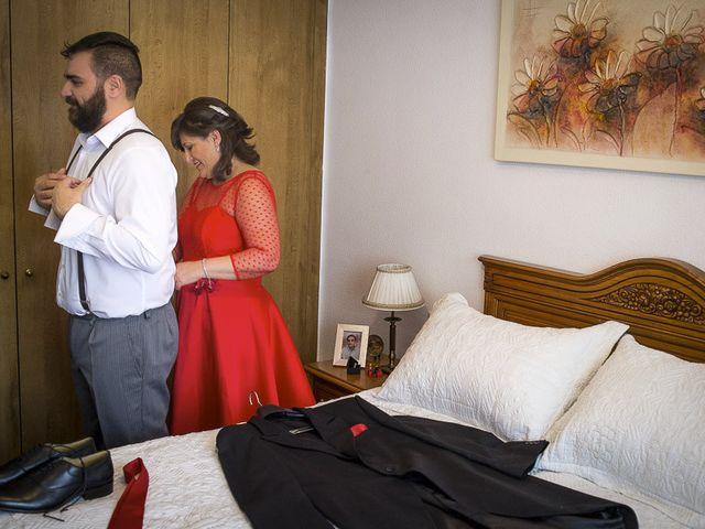 La boda de Dani y Araceli en Griñon, Madrid 5