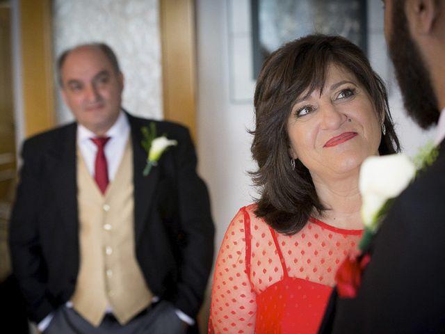 La boda de Dani y Araceli en Griñon, Madrid 8