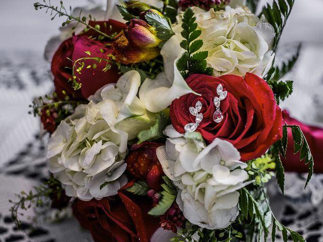 La boda de Dani y Araceli en Griñon, Madrid 13