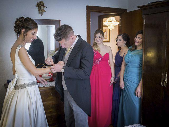 La boda de Dani y Araceli en Griñon, Madrid 17