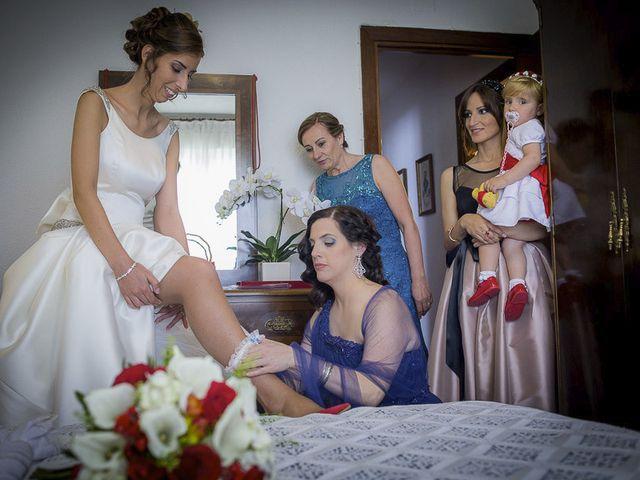 La boda de Dani y Araceli en Griñon, Madrid 19