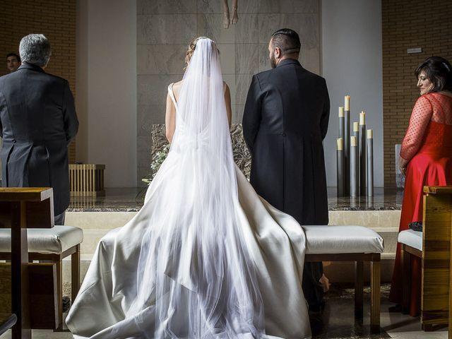 La boda de Dani y Araceli en Griñon, Madrid 21