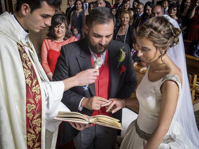 La boda de Dani y Araceli en Griñon, Madrid 22