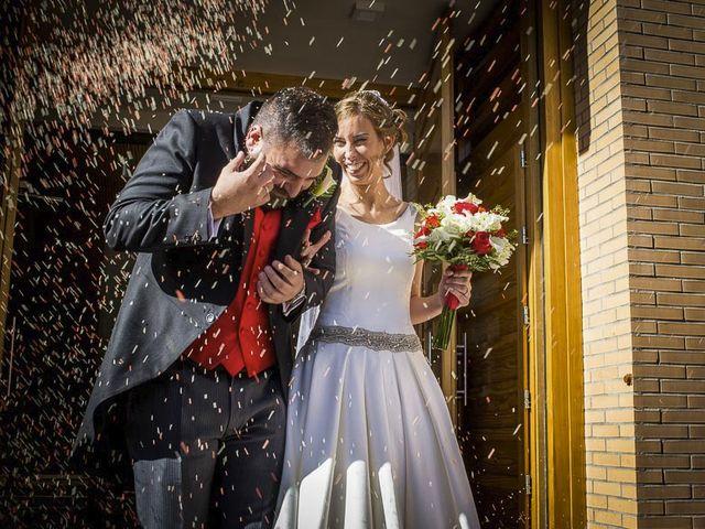 La boda de Dani y Araceli en Griñon, Madrid 23