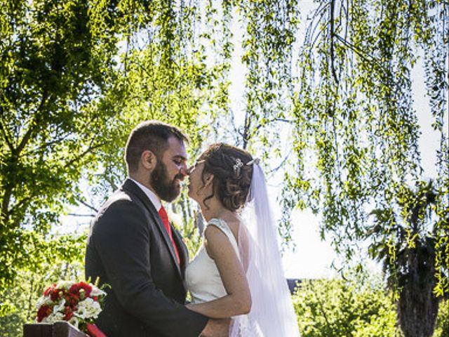 La boda de Dani y Araceli en Griñon, Madrid 24