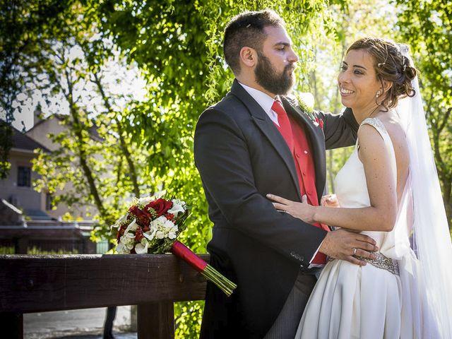 La boda de Dani y Araceli en Griñon, Madrid 25
