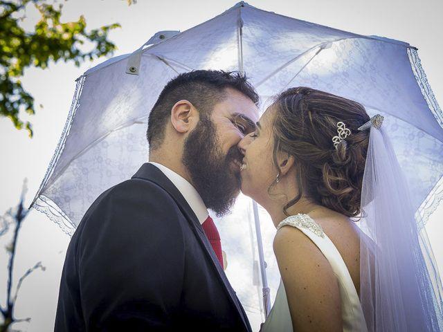 La boda de Dani y Araceli en Griñon, Madrid 26