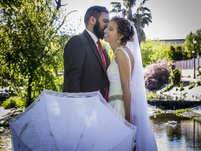 La boda de Dani y Araceli en Griñon, Madrid 27