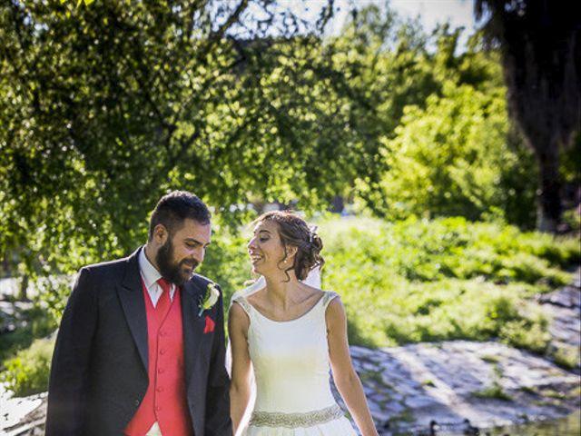 La boda de Dani y Araceli en Griñon, Madrid 28
