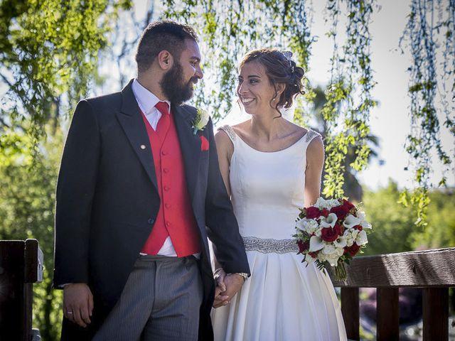 La boda de Dani y Araceli en Griñon, Madrid 29