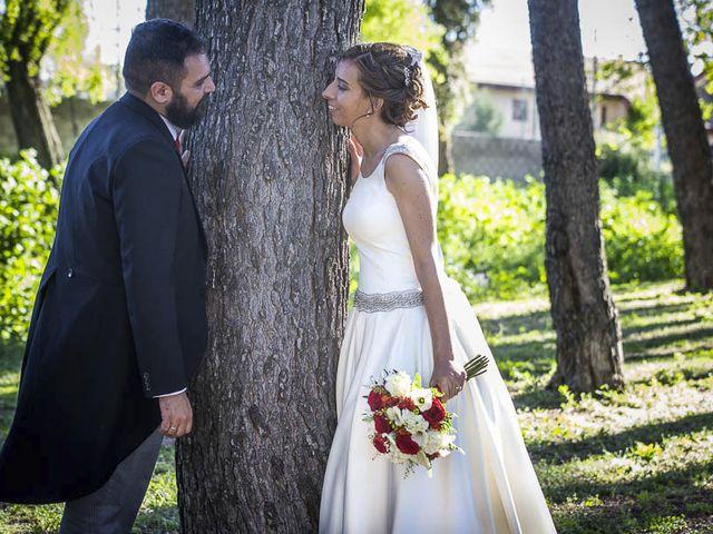 La boda de Dani y Araceli en Griñon, Madrid 30