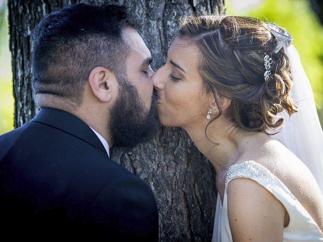 La boda de Dani y Araceli en Griñon, Madrid 31