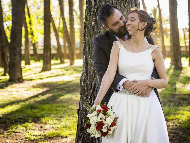La boda de Dani y Araceli en Griñon, Madrid 32