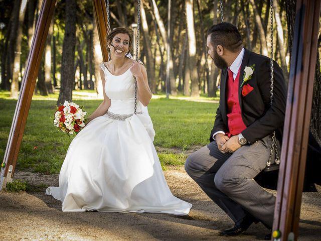 La boda de Dani y Araceli en Griñon, Madrid 33