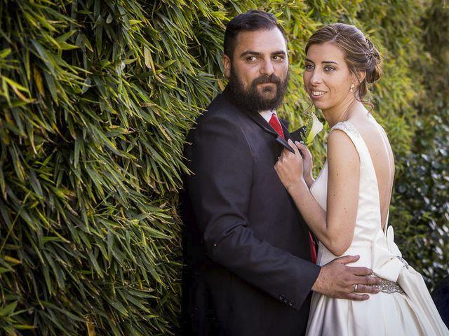 La boda de Dani y Araceli en Griñon, Madrid 37