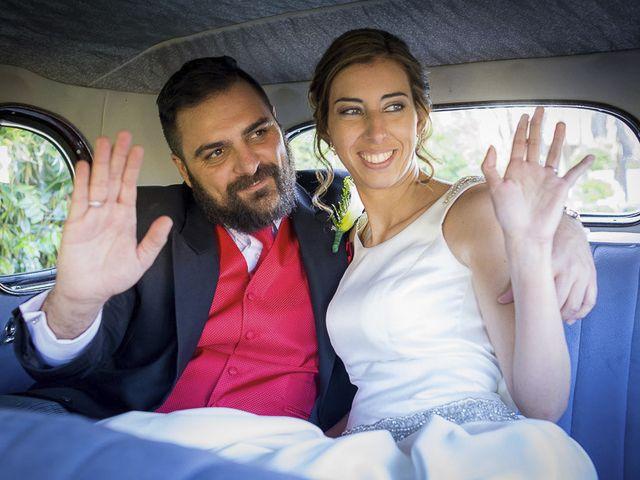 La boda de Dani y Araceli en Griñon, Madrid 38