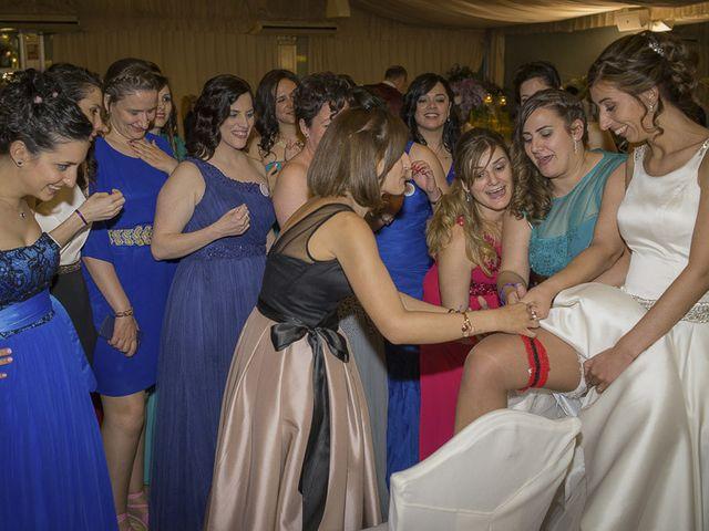 La boda de Dani y Araceli en Griñon, Madrid 52