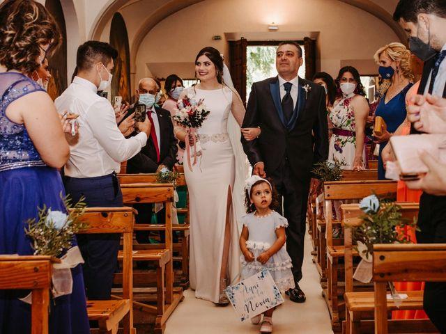 La boda de Juanvi  y María Teresa  en Valdepeñas, Ciudad Real 20
