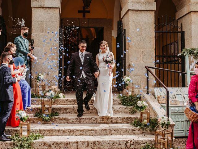 La boda de María Teresa  y Juanvi