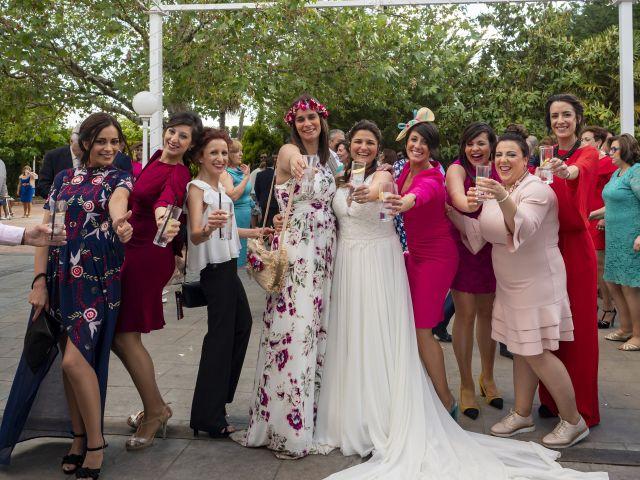La boda de Frida y Fernando en Villarrobledo, Albacete 1