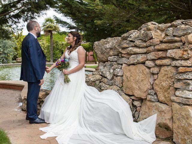 La boda de Frida y Fernando en Villarrobledo, Albacete 6