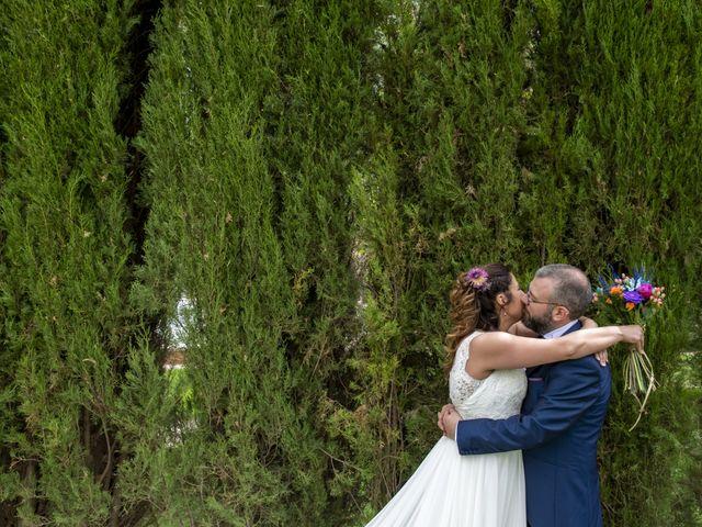La boda de Frida y Fernando en Villarrobledo, Albacete 7