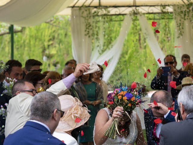 La boda de Frida y Fernando en Villarrobledo, Albacete 2
