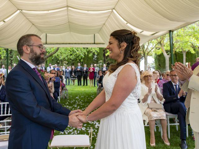 La boda de Frida y Fernando en Villarrobledo, Albacete 9