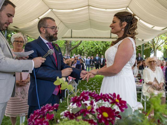 La boda de Frida y Fernando en Villarrobledo, Albacete 10