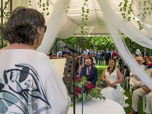 La boda de Frida y Fernando en Villarrobledo, Albacete 11