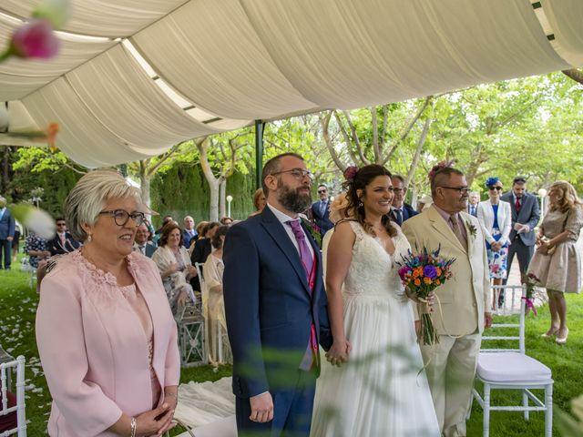 La boda de Frida y Fernando en Villarrobledo, Albacete 12