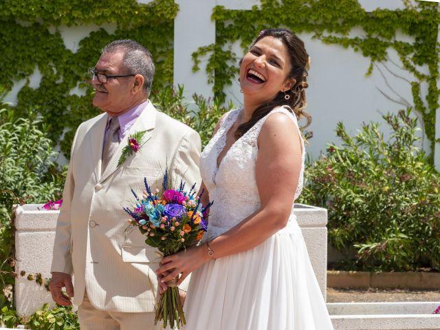 La boda de Frida y Fernando en Villarrobledo, Albacete 14