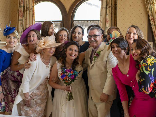 La boda de Frida y Fernando en Villarrobledo, Albacete 16