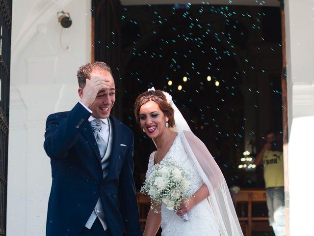 La boda de Rosa y Roni