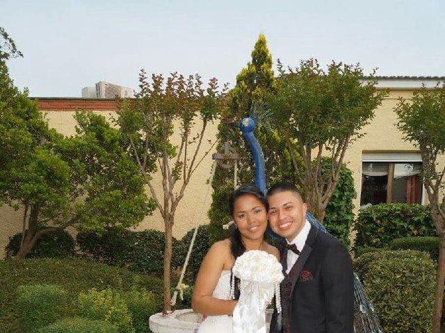 La boda de Moises y Eunice en Vallirana, Barcelona 4