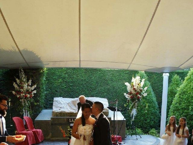 La boda de Moises y Eunice en Vallirana, Barcelona 5