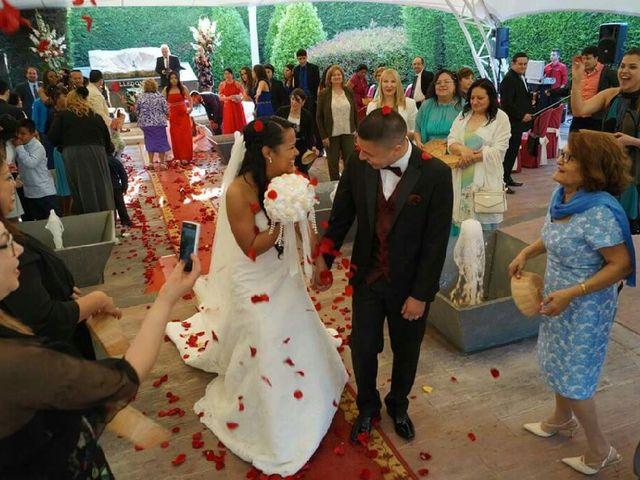 La boda de Moises y Eunice en Vallirana, Barcelona 1